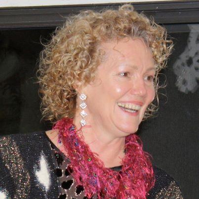 Kimberly W Xmas party photo Dec 2012