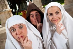 Nuns-Shhhh